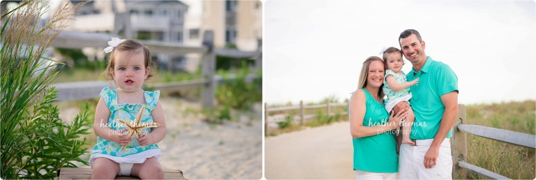 family portraits from photographer at Ocean City NJ