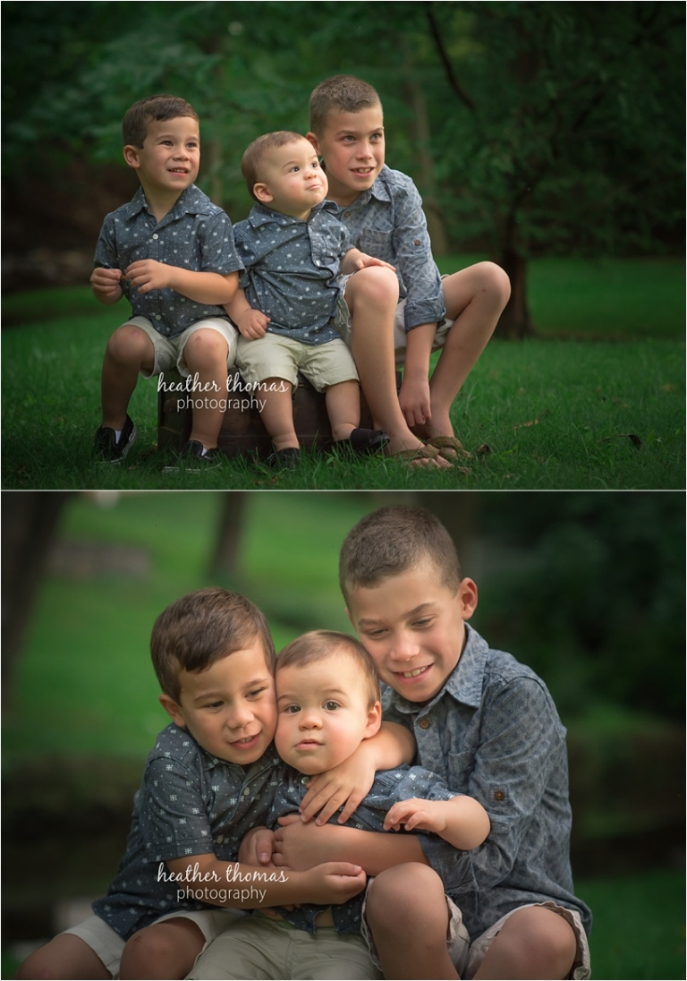 lifestyle photography session with one girl and one boy in yardley pa