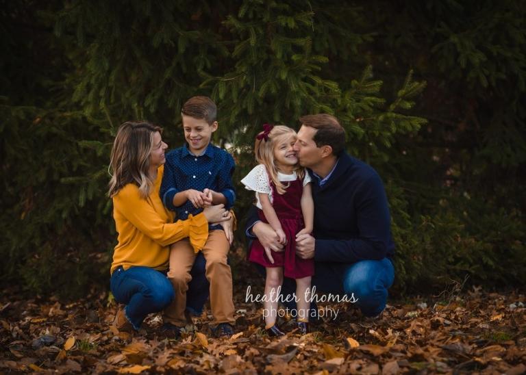family portrait in newtown pa